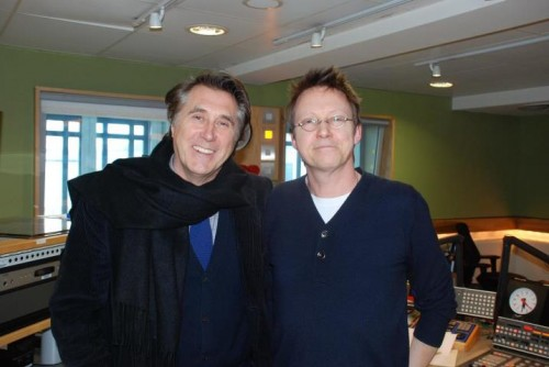 Bryan Ferry and Simon Mayo 2013