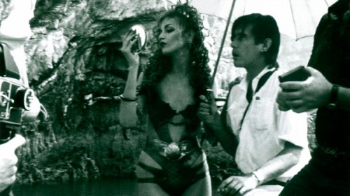 Jerry Hall and Bryan Ferry - Roxy Music