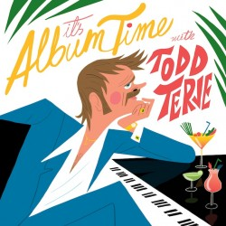 Todd Terje Album Time Cover