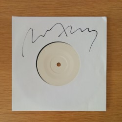 Virginia Plain Signed Test Pressing