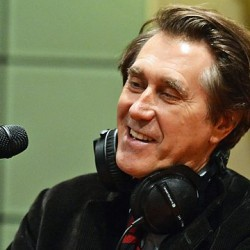 Bryan Ferry BBC Radio 2 October 2014