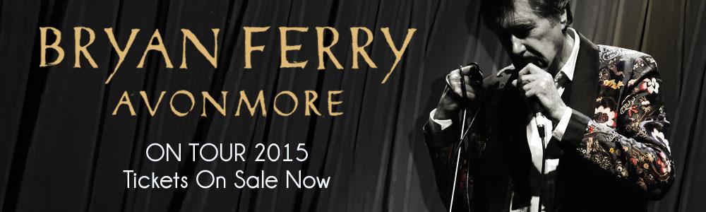 Bryan Ferry On Tour 2015