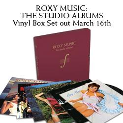 Roxy Music The Studio Albums
