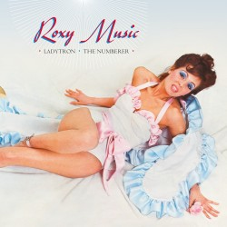 Roxy Music Ladytron 10-inch
