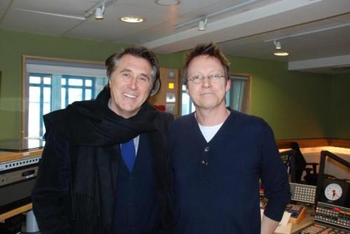 Bryan Ferry and Simon Mayo 2013